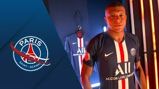 HOME SHIRT 2019 - 2020 - PARIS SAINT-GERMAIN