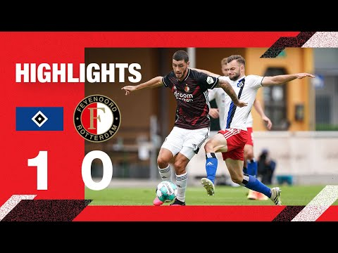 Highlights | Hamburger SV - Feyenoord | Friendly 2020-2021