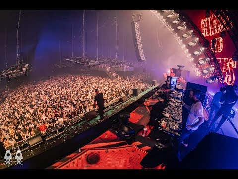 Rampage 2018 - Chase & Status dj-set ft. Mc Rage