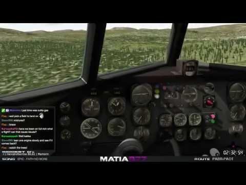 LES Douglas DC-3 | Alaska Tour PABR-PAOT | Crash landing | 17 May 2015