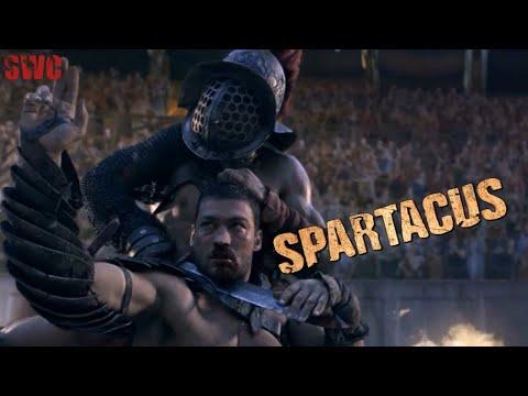 Spartacus Vs Crixus In Der Arena ( Deutsch HD ) S1E3