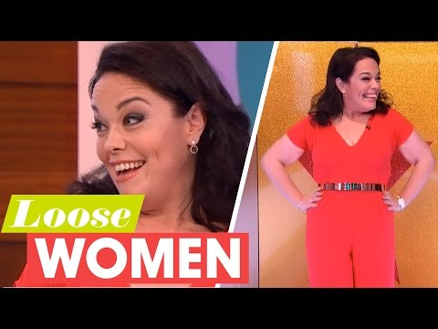 Lisa Riley Shows Off Her Post-Surgery Body | Loose Women