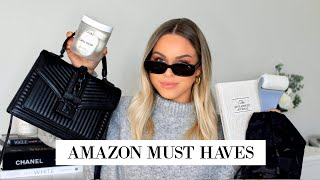 FALL AMAZON ESSENTIALS 2020 |  AMAZON FASHION, BEAUTY, ACTIVEWEAR & SELF-CARE | Katie Musser