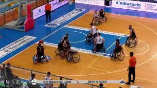 Serie A 2020/21: Highlights Amicacci Giulianova - Studio3A Millennium Basket (ritorno 3°/4°)