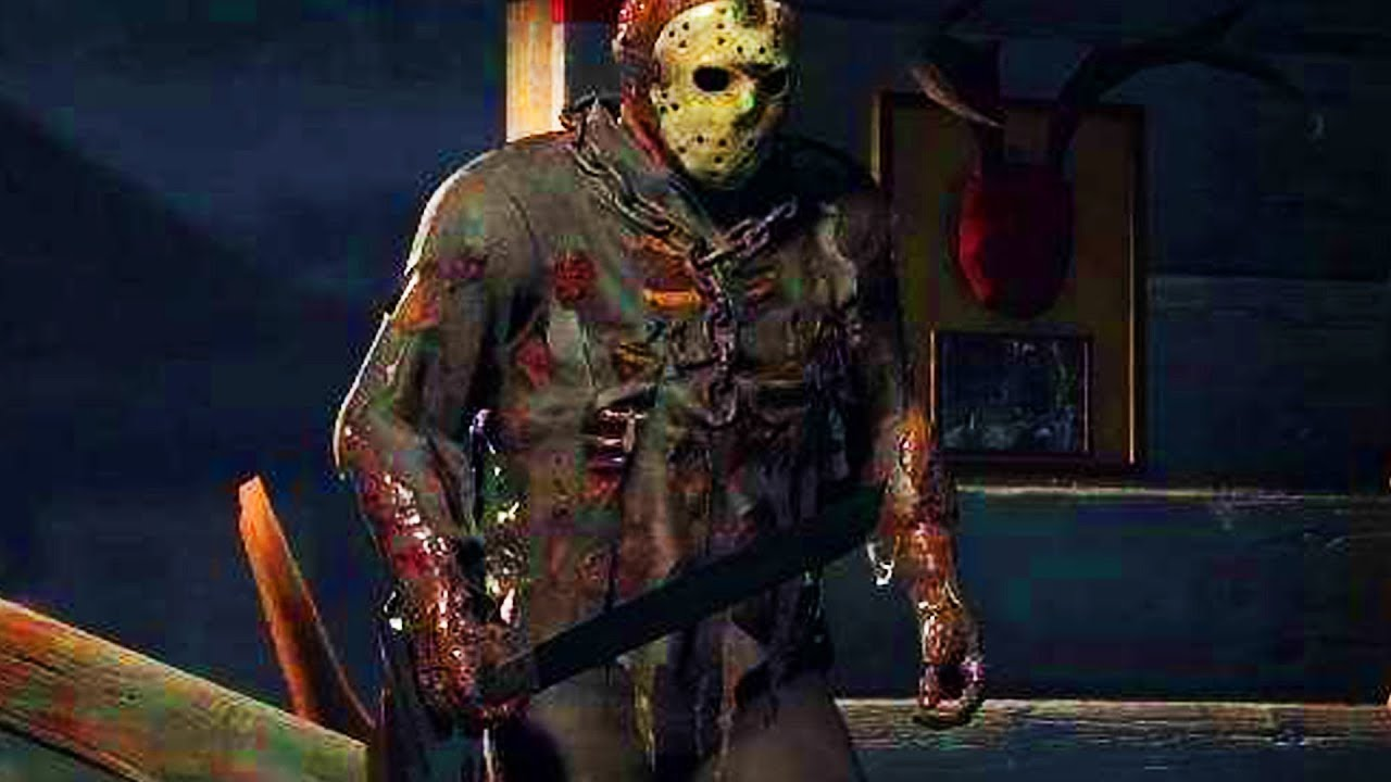 Ps4 playerbase - Friday the 13th: The Game General ...