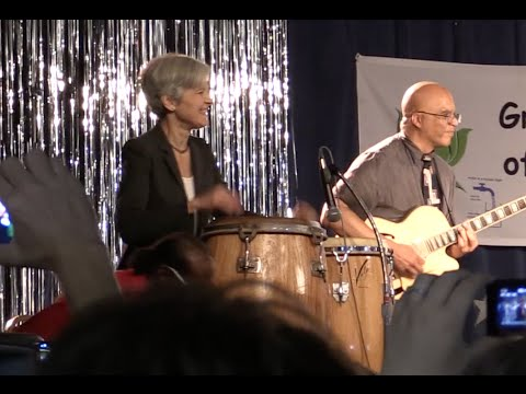 Jill Stein Rocks Motown