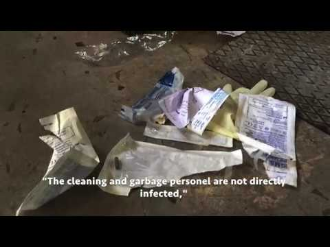 Independet MM Project Video: Cairo's Medical Waste Problem