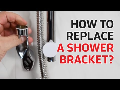Shower Doctor Tv How To Replace A Shower Head Holder