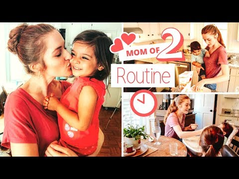 Stay at Home Mom Day in the Life + My Stay at Home Mom Routine