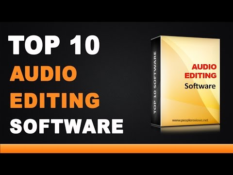 Best Audio Editing Software - Top 10 List
