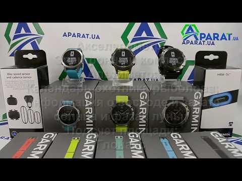 Сравнительный обзор часов Garmin Fenix 5S, 5, 5X - какую модель лучше выбрать?