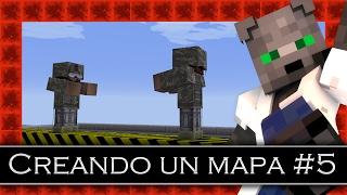 creando un mapa de minecraft ep5 animaciones y mobs caminando