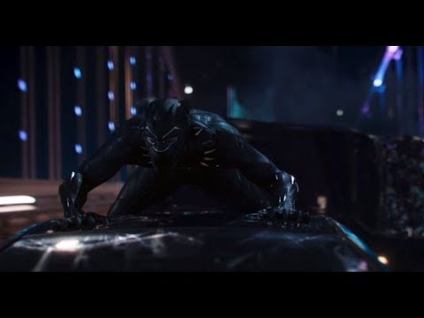 Black Panther - Trailer español (HD)