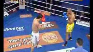 K1.Zabit Samedov vs David Dancrade.02.11.07 Istanbul Part 1