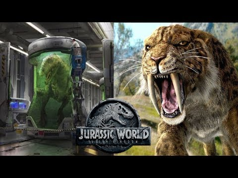 Open Sourcing Opening The Doors For Ice Age Creatures? | Jurassic World 3