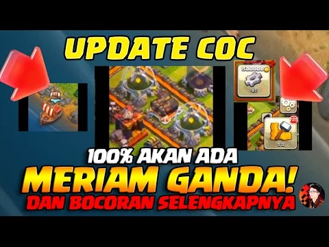 TERUNGKAP ADA CANON GANDA! 100% ASLI - Bocoran Update Coc
