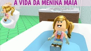 THE LIFE OF THE MAYAN GIRL!!! Roblox