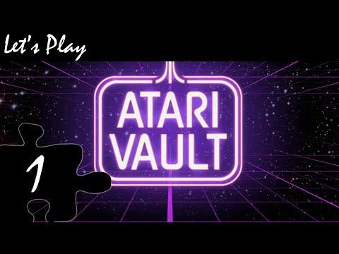 Let's Play: Atari Vault - Episode 1: Asteroids