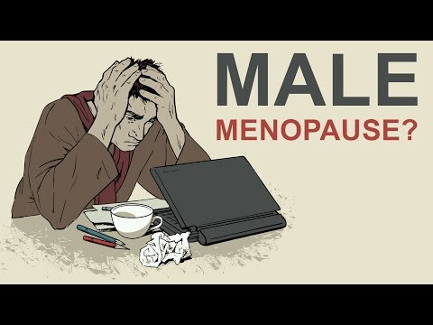 Andropause: Treating Male Hormone Imbalance Naturally (Male Menopause)