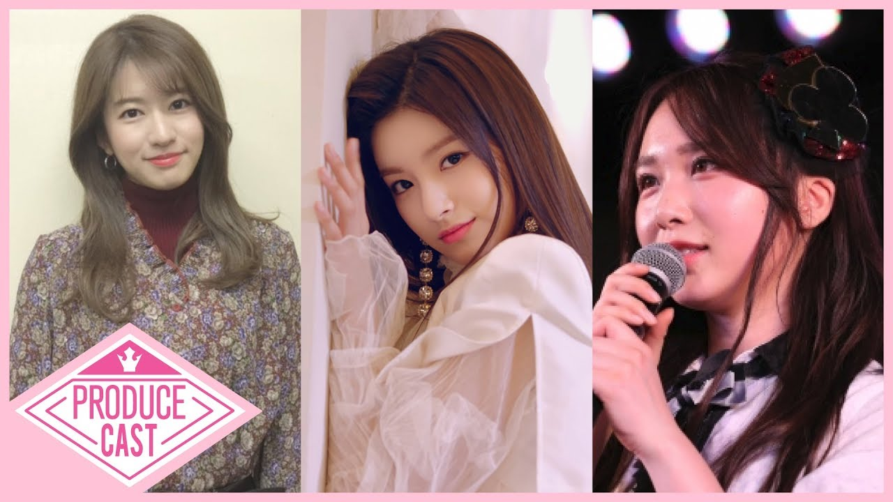 [Miyu, Sihyeon/Yiren 'EVERGLOW', Juri] Produce 48 Trainees Where Are They  Now? - ProduceCast Ep  9