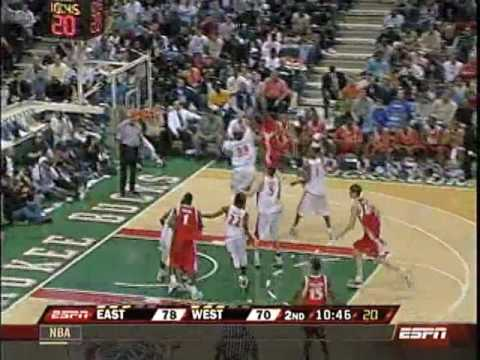 7ac0f4a36ec7 2008 McDonald s All American Game Highlights - YouTube