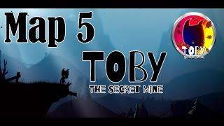 Toby The Secret Mine Walkthrough MAP 5 (Get Free On Description)