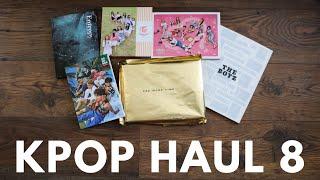 KPOP HAUL: TWICE, EXO, DAY6, THE BOYZ & SUPER JUNIOR