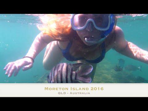 Moreton Island Tangalooma 2016
