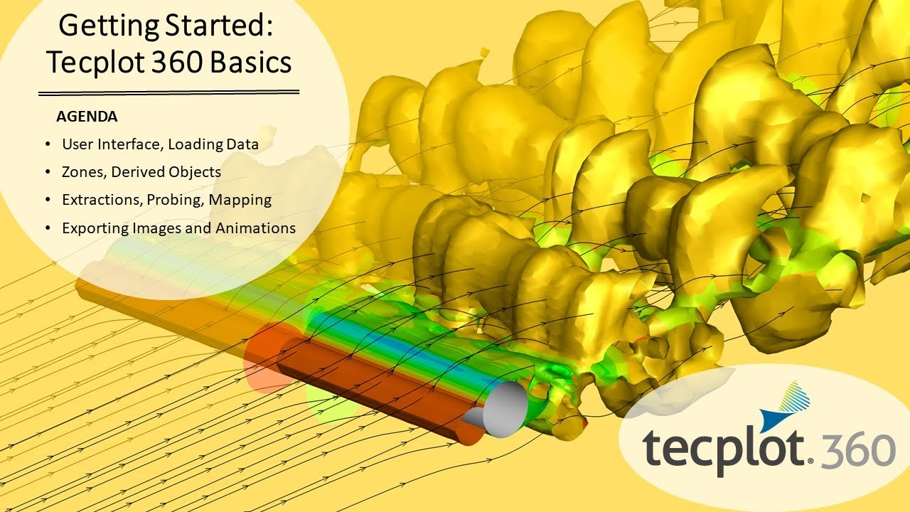 Getting Started with Tecplot 360 is easy with our new video