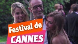 ✿ Emmy et Marie montent les marches du festival de Cannes ✿