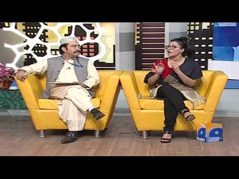 Khabarnaak - 12 October 2017 - Geo News