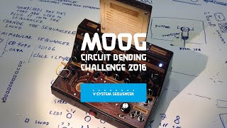 Moog Circuit Bending Challenge 2016 (the Winner)