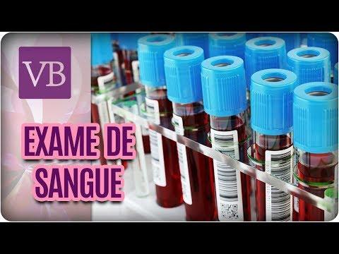 Dúvidas Frequentes Sobre Exame de Sangue - Você Bonita (03/08/17)