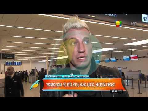 Maxi López dio su versión de los hechos sobre el escándalo con Wanda Nara