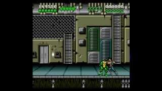 Mega Drive Longplay [256] Battletoads & Double Dragon: The Ultimate Team
