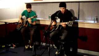 Theory of a Deadman - All or Nothing (Live at 94.5 PST 10-13-08)