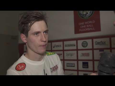Men's WFC 2016 - LAT v NOR Post Game Interview