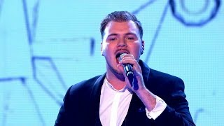 Chris Royal performs 'One Day Like This' - The Voice UK 2014: The Live Quarter Finals - BBC One