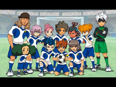 Come scaricare inazuma eleven go galaxy youtube - Inazuma eleven galaxy ...