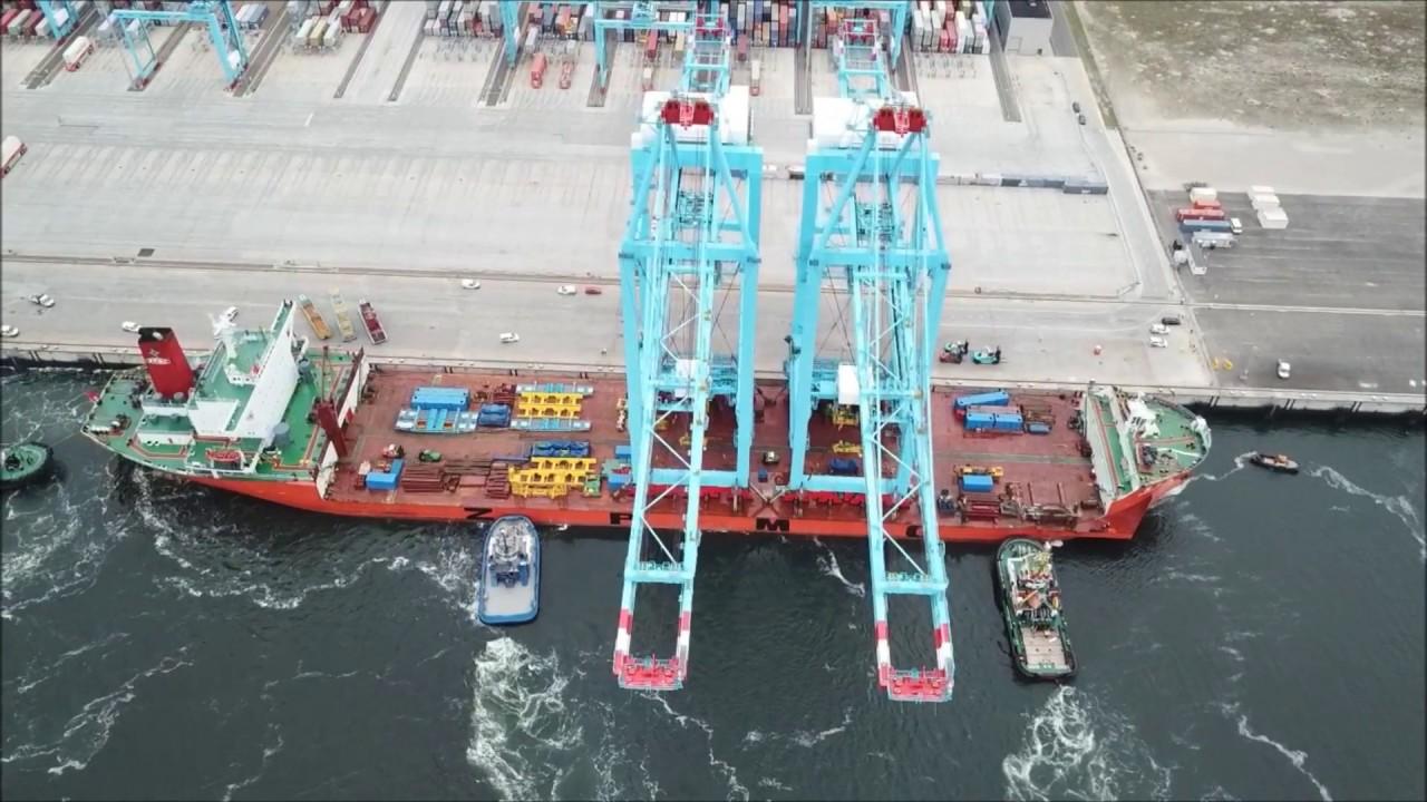 APM Terminals Maasvlakte II commences expansion