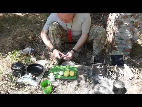 Как разделать ежа лесного видео