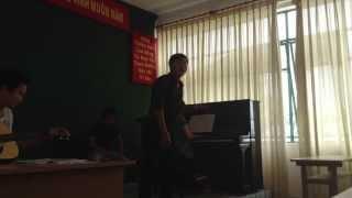 """Cover acoustic """" Mượn """" - st : Lưu Thiên Hương"""
