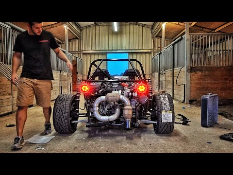 2017 Df Goblin Kit Car One Take