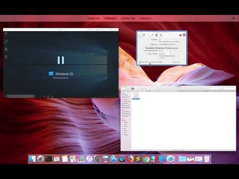 How To Uninstall Parallels Desktop On Mac OS X MacOS Mojave - 2019