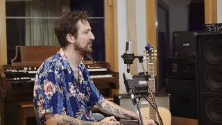 Frank Turner Talks With Catherine Marks About The Song 'Silent Key' & New Album 'No Man's Land'