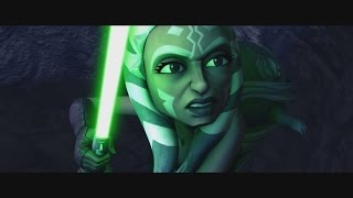 Star Wars: The Clone Wars - Ahsoka Tano vs. MagnaGuards [1080p]