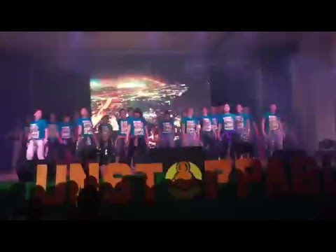 SFC UAE 2016 NATCON Opening Number