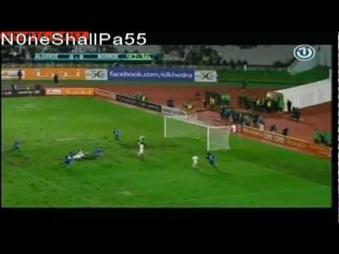 Algeria 0 - 1 Bosnia and Herzegovina, Friendly, 14 November 2012, All Goals and Highlights!