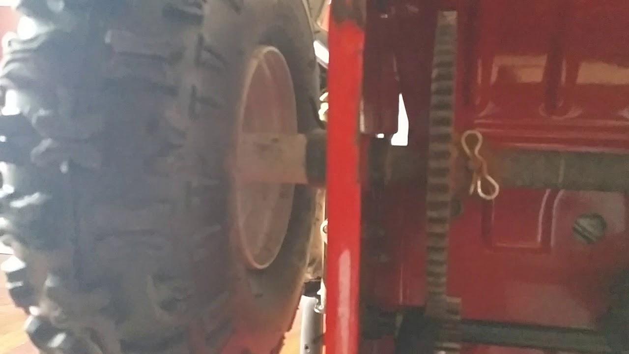 MTD 179CC Snowblower Transmission Failure