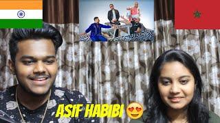 INDIANS REACT TO Fnaïre Ft. Saad Lamjarred - ASIF HABIBI (Music Video)